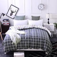 100% Cotton Quilt Cover Duvet Cover Comforter/Quilt/Blanket Case Cover Size 160*210/180*220/200*230/220*240