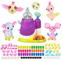 Oonies blase ball DIY handwerk magie klebe ballon perlen tabelle spiel für kinder knutselen kindere spielzeug geschenk für kinder