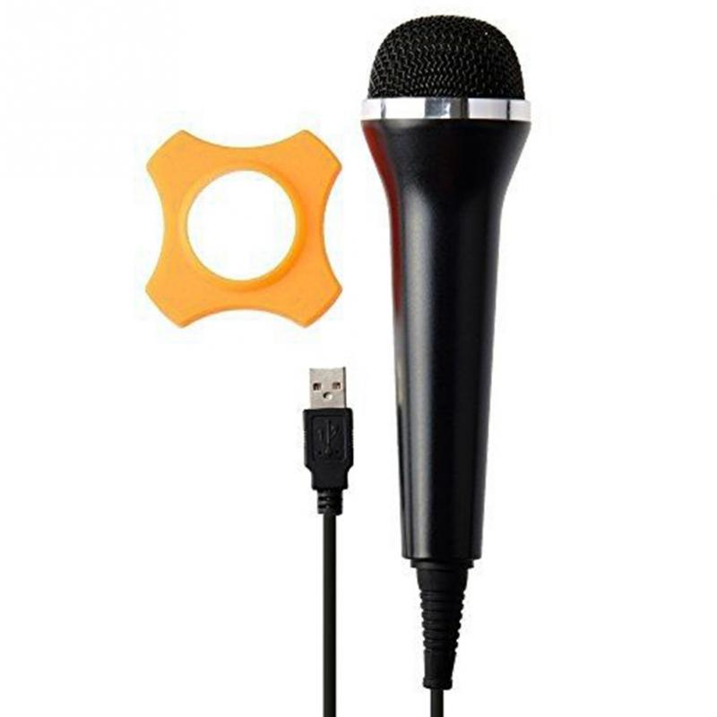 Universal USB Wired Microphone For PS4 PS3 Xbox One Xbox 360 Wii PC