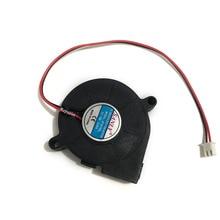 Модель A и B 50 мм * 50 мм * 15 мм 12 В 0.06A 2Pin двигателя SF5015SL радиатор Ультра тихий увлажнитель Turbo Вентилятор Cooler Вентилятор охлаждения