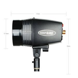 Image 3 - Godox K 180A 180 W Mini Master Studio Strobe Foto Compact Flash Licht Lampe