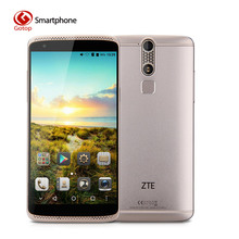 Original ZTE Axon Mini Android 5.1 MSM8939 1.5GHz Octa-core 3G RAM 32G ROM FHD 1920x1080 5.2 Inch 13.0MP Fingerprint Cell Phone