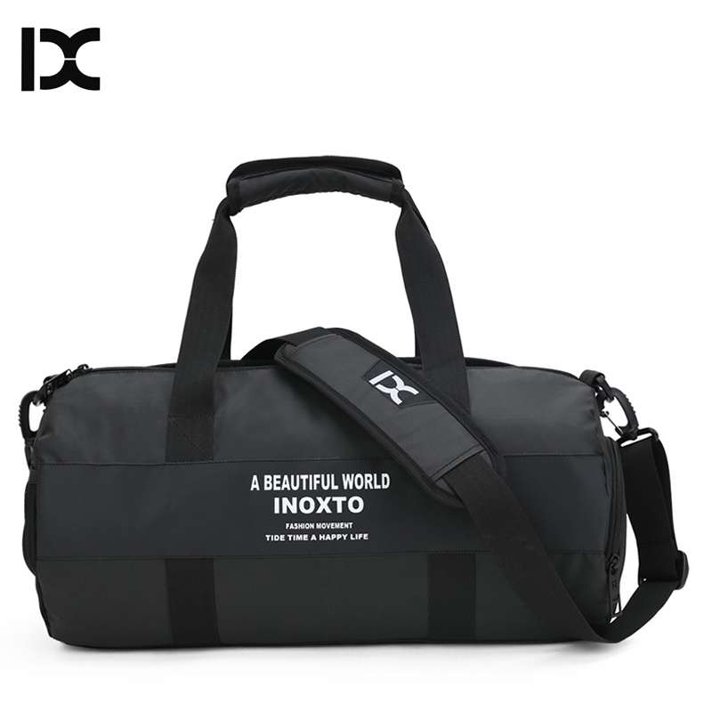 Gym Bag Shoes Storage Wet-Separation Fitness-Training Travel Waterproof Sports And