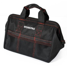 WORKPRO 13″ High Quality Tool HandBag Multifunction Bags Men Oxford Tool Bags