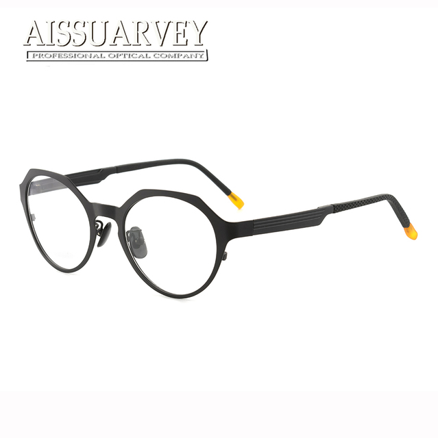 Eyeglasses Frames Women Men Glasses Frame Vintage Optical ...