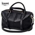 Kavard Handbag Women Shoulder Bag Fashion Black Pu Purse Luxury Handbags Women Bags Designer Brand Woman Messenger Bags 2017