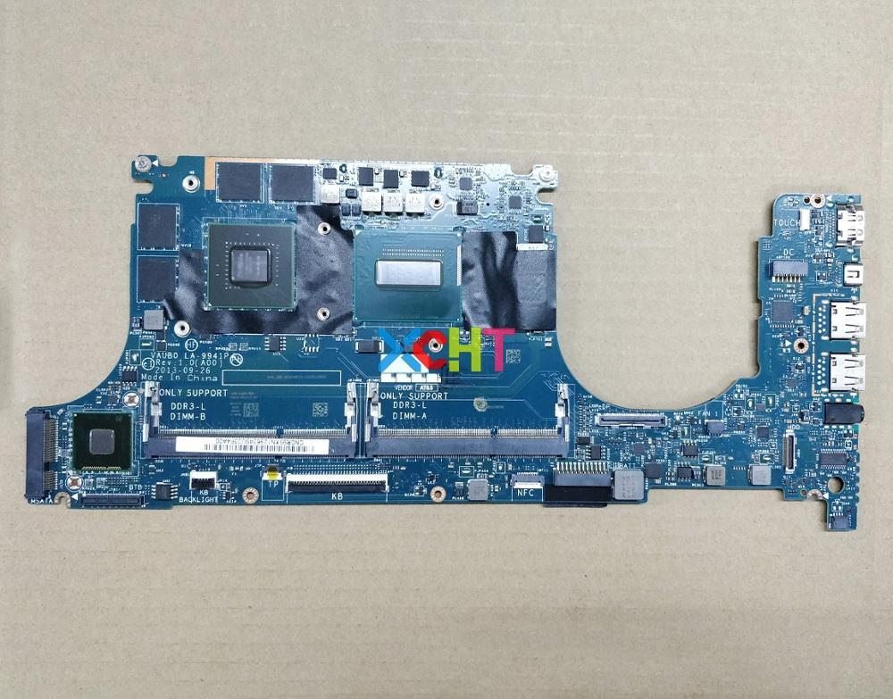 for Dell XPS 15 9530 T37HN 0T37HN CN 0T37HN VAUB0 LA 9941P i7 4712HQ N14P GT A2 GT750M Laptop Motherboard Mainboard Tested-in Laptop Motherboard from Computer & Office