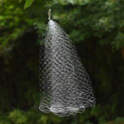 Multi размеры рыболовные сети ловушка сетки Световой бисера Медь Весна рыболовные сети ажурные снасти