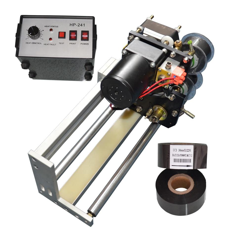 241 печатная машина для тиснения фольгой для упаковочных пакетов