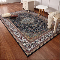 AOVOLL High Quality European Persian Style Rug Carpets For Living Room Bedroom Rugs Vintage Carpet Floor Mats Mechanical Wash