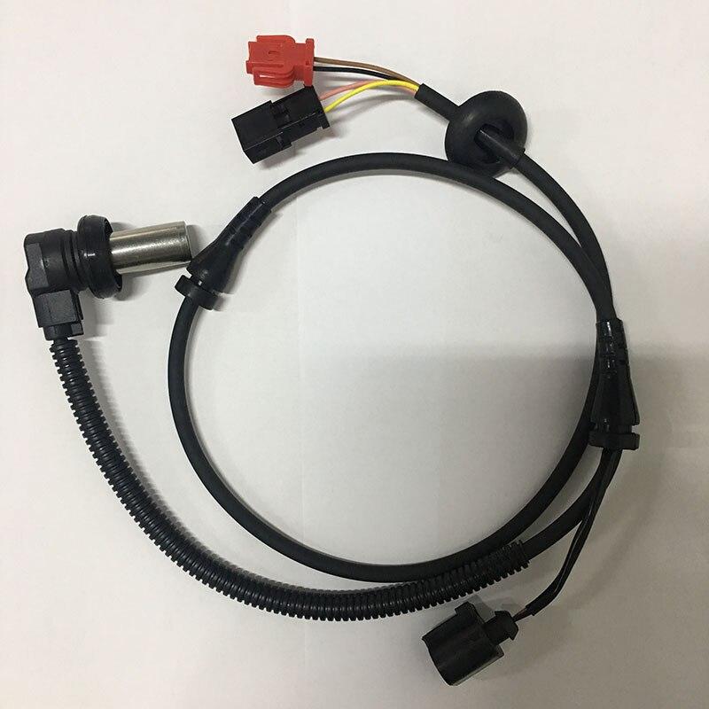 Front ABS Wheel Speed Sensor Suit For AUDI A4 Skoda Superb VW Passat 8D0927803D 4B0927803C 8D0927803B 4B0927803C