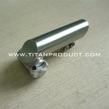 Титан seatmast, подседельный Топпер 31.8/34.9 мм