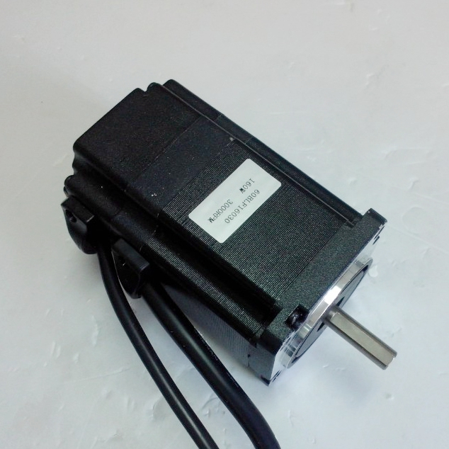 Large Stock Reserved! 60 BLDC Motor 24V 3000rpm 160W Brushless DC Motor