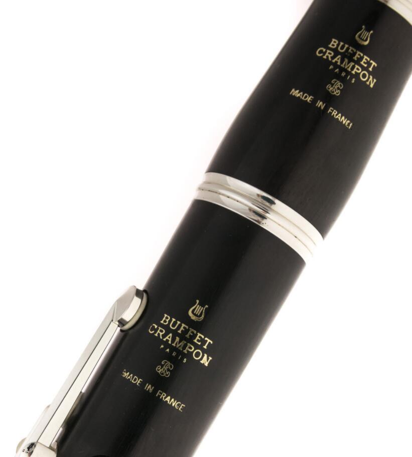 Buffet clarinette Crampon R13 Bb matériau ABS 17 clés B clé Nickel plate clarinette plaquée argent