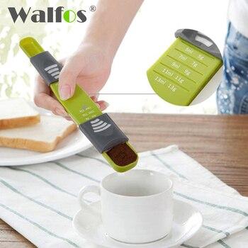 Πλαστικό Κουτάλι Δοσομετρητής walfos Πλαστικό Κουτάλι Μέτρησης Βάρους