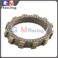 Motorcycle Friction Clutch Plates Disc For KTM E200 SX125 SX150 XC150 XCW200 EXC SX XC XCW 125 150 200 Dirt Bike