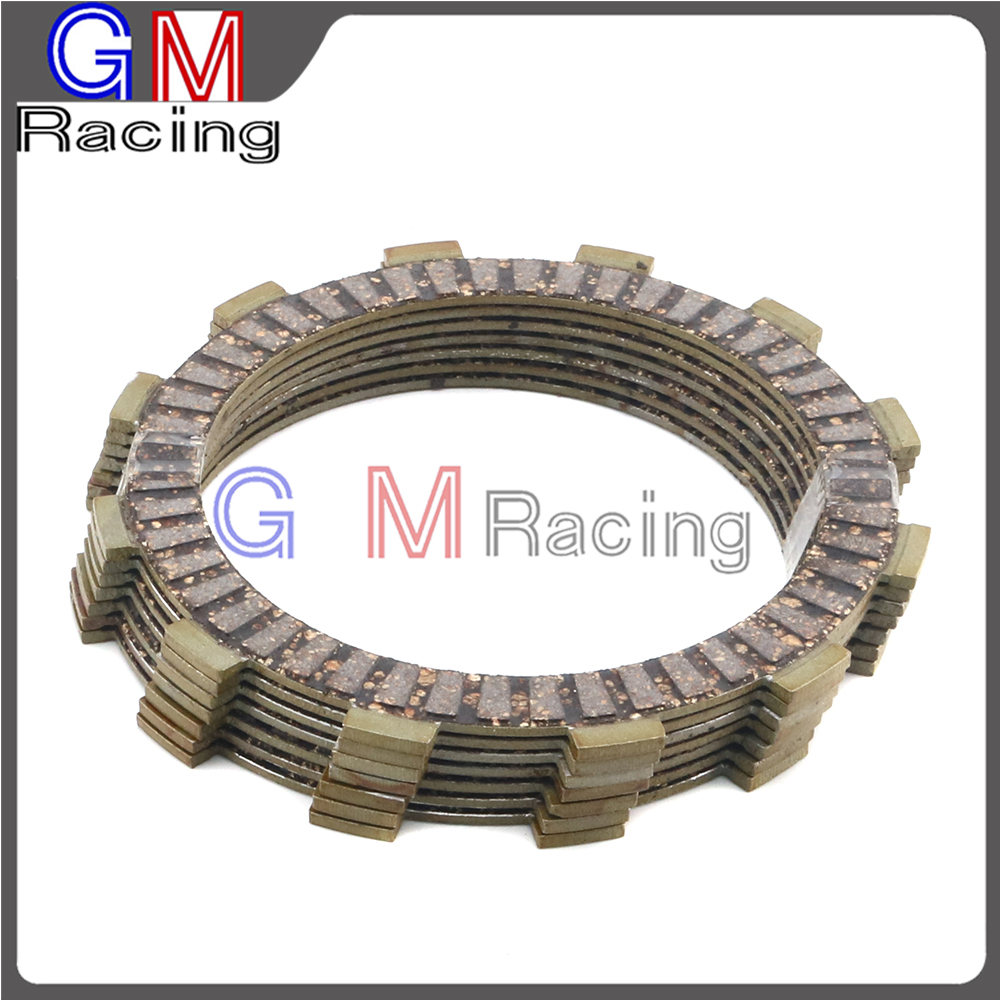 Motorcycle Friction Clutch Plates Disc For KTM E200 SX125 SX150 XC150 XCW200 EXC SX XC XCW 125 150 200 Dirt Bike image