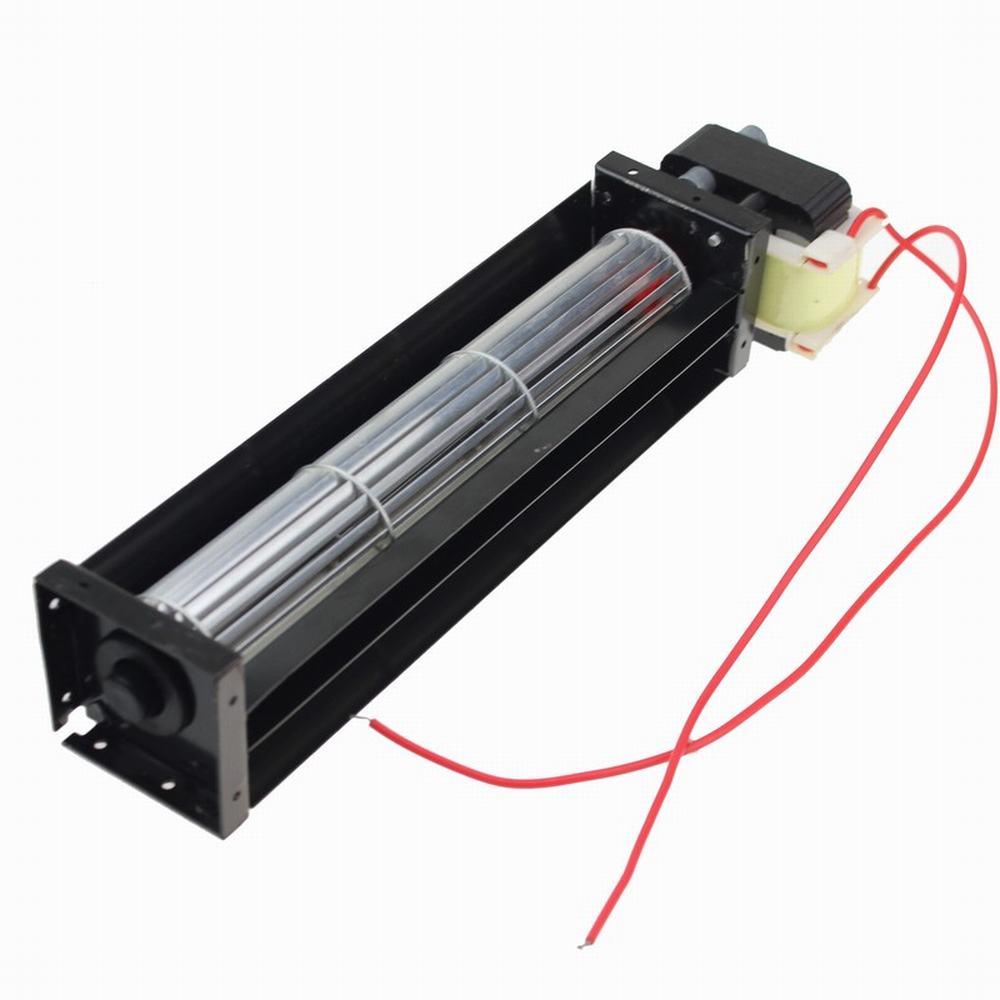 1 Peice High Airflow Crossflow Ventilation 12W 0.1A AC 200V Cross Flow Fan japanese prince fan u12a5 200v 14 12w 120 120 25 aluminum frame fan