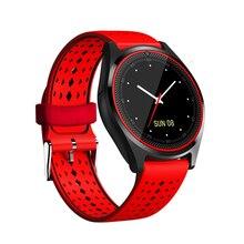 Bluetooth Smart Watch V9 Support SIM Card 2G Camera Smartwatch Pedometer MP3 Mus