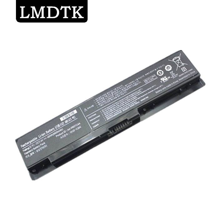 LMDTK New 6CELLS laptop battery For samsung  N310  NP-N310 SERIES  AA-PB0TC4B  AA-PB0TC4L  AA-PB0TC4M  FREE SHIPPING