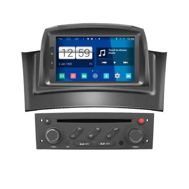 rupse 7 wifi swc quad core android 4 4 auto dvd gps navigation satnav radio stereo headunit for. Black Bedroom Furniture Sets. Home Design Ideas