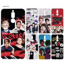 5 Seconds Of Summer 5SOS Print Case for Huawei Mate 20 P20 Honor 9 10 8X 8C Nova 3i 4 Lite Pro P Smart Y6 Y9 Prime 2018 Cover(China)