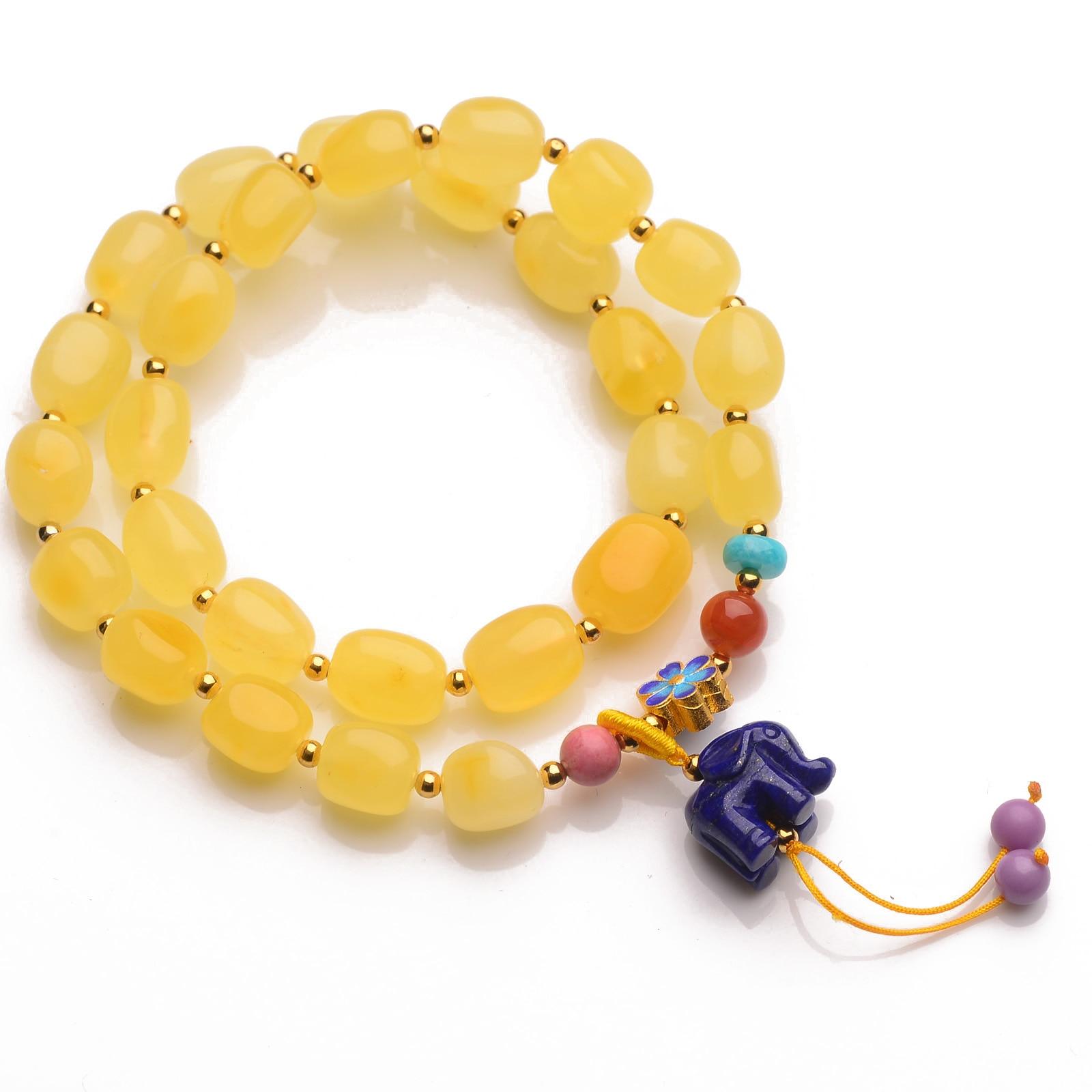 Handmade Authentic Wax Crystal Bracelets handmade authentic wax crystal bracelets
