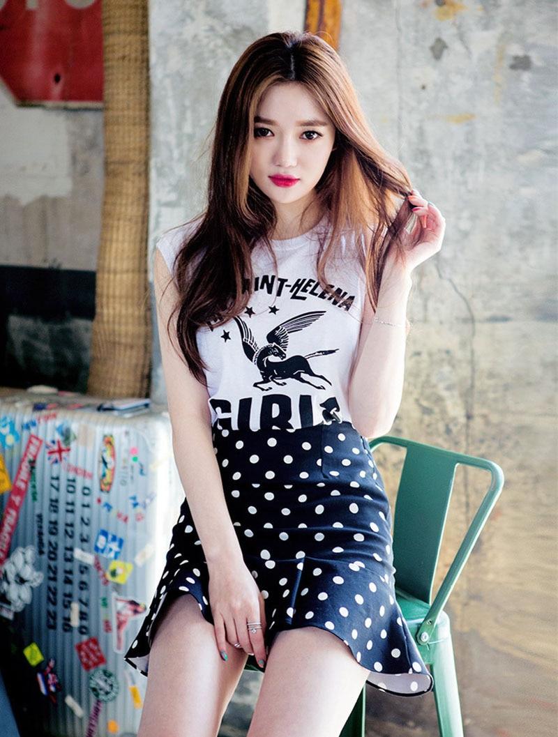 Korean Fashion 2015 Summer