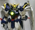 Frete grátis TT/GG Gundam modelo de anjo de asa Zero PG 1/60 W-Fighter Zero Personalizado