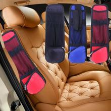 Многофункциональный автомобиль Интерьер мешок хранения сторона Организатор Чистая держатель всякая всячина авто сиденье автомобиля сбоку мешок карман автомобиль-Стайлинг