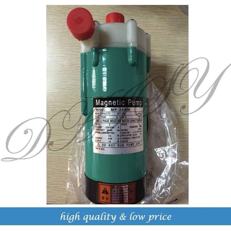 Ce certificat Micro Pompe À Eau 220 V 60 HZ MP-20 Entraînement Magnétique Pompe de Qualité Alimentaire Résistance À La Corrosion Chimique liquide transfert