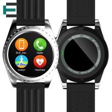 ET ET NB-2 Smart Uhr GS3 Sport MTK2502 Smartwatch herzfrequenz Monitor leben wasserdicht touch Uhr für android IOS PK u8 DM09