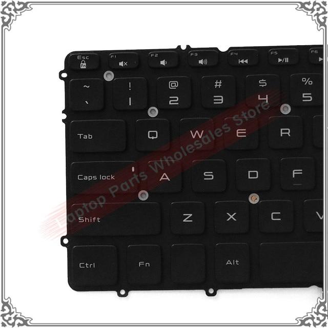 Originele Black Us Keyboard Voor Dell Precision M3800 Xps 15-9530 9530 Backlit Toetsenbord Vervanging