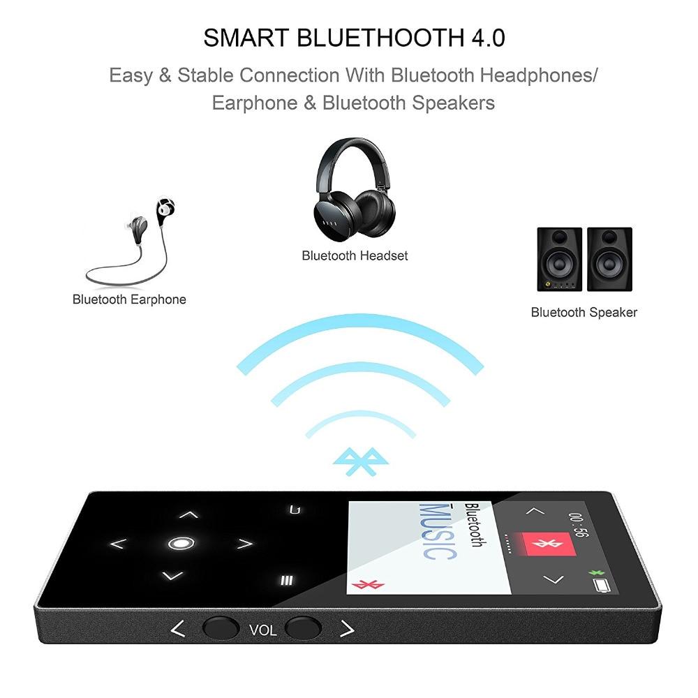 HiFi түпнұсқалық MP3 ойнатқышы 16 ГБ 1,8 - Портативті аудио және бейне - фото 5