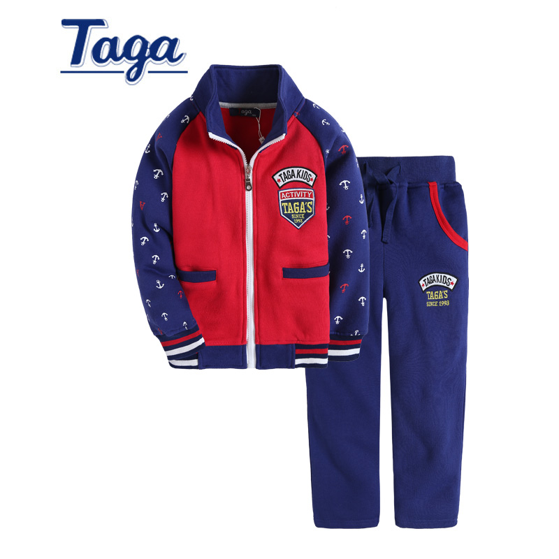 Baby Sports Suit hoodies Jacket Kids fleece Clothes Set 2016 Hot Sell Boys Girl Children Spring coat Pants 2pcs Outfits Clothing lavla2016 new spring autumn baby boy clothing set boys sports suit set children outfits girls tracksuit kids causal 2pcs clothes