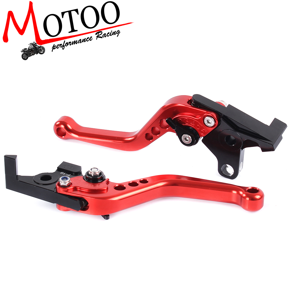 F-16 C-777 Motorcycle Brake Clutch Levers For Yamaha SUPERTENERE/XT1200ZE FJR 1300 XJR 1300/Racer for yamaha supertenere xt1200ze fjr 1300 xjr 1300 racer motorcycle cnc adjustable brake clutch levers