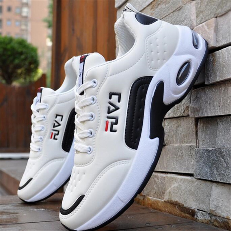 ELGEER Spring And Autumn New Season Wild Student Air Cushion Fashion Men's Shoes Sports Shoes Casual Non-slip Men's Shoes