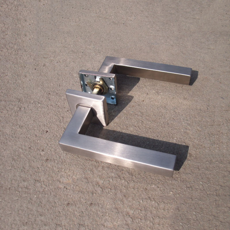 Brand New Stainless Steel 304 Lever Door Handle Interior