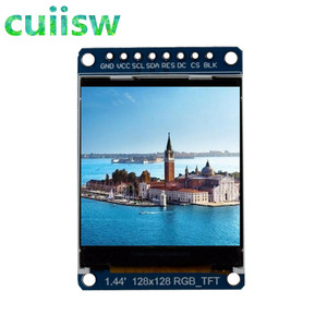 Image 4 - TFT Display 0.96 1.3 1.44 1.8 inch IPS 7P SPI HD 65K Full Color LCD Module ST7735 / ST7789 Drive IC 80*160 240*240 (Not OLED)