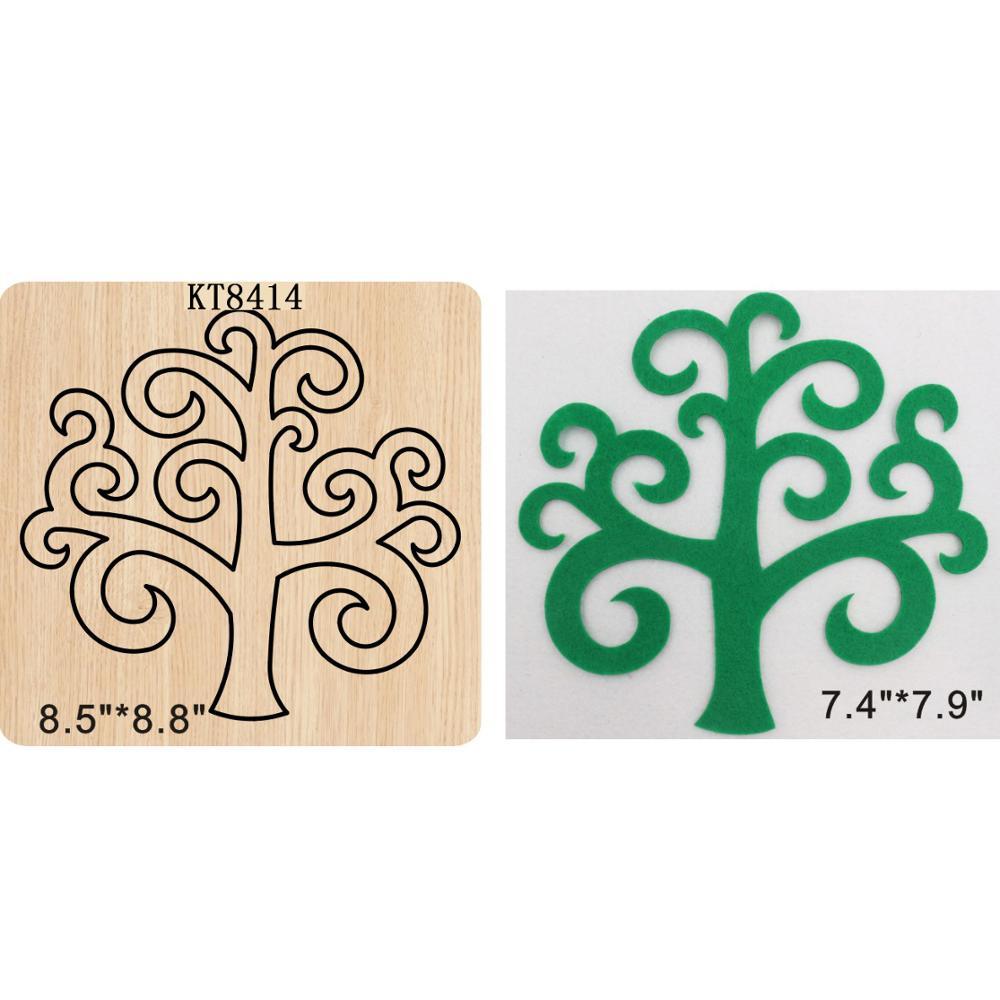 Дерево новая деревянная форма режущие штампы для скрапбукинга Thickness 15.8mm