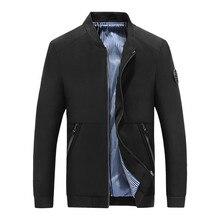 JAYCOSIN осень и зима для мужчин's повседневное куртка со стоячим воротником Военная Униформа ветровка пальто для будущих мам мужской моды Бизнес Верхняя одежда
