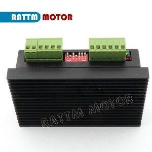 Image 2 - FMD2740C  50VDC /4A / 128 microstep CNC stepper motor driver for Nema17,23 stepper motor cnc router milling  from RATTM MOTOR