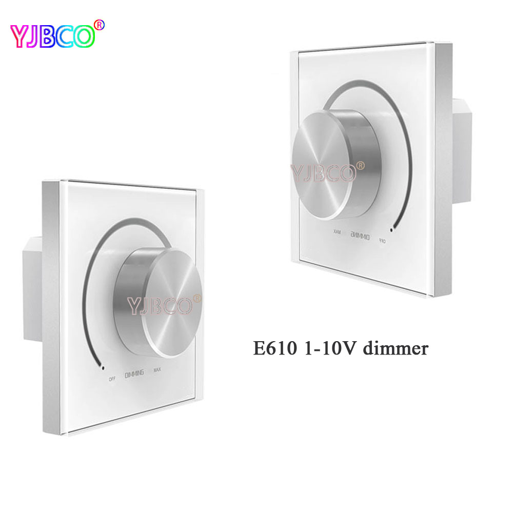 E610 1 10v Knob Panel Dimmer90 250vac Input1 Dimming Download Image Triac Dimmer Circuit Diagram Pc Android Iphone And Signal Output