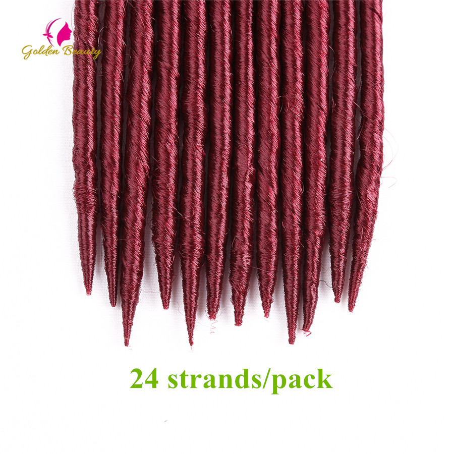 Honno Locs Synthetic strands/pack