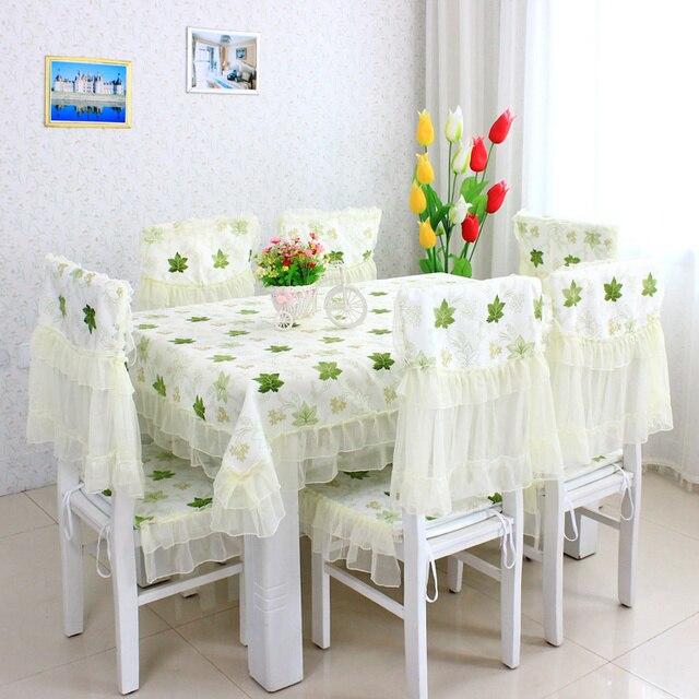 Table A Manger Tissu Linge De Table A Manger Coussin De Chaise Salle