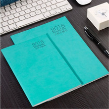 20181 20196 artificial leather cover b5 planner weekly appointment book notebook office supplieschina