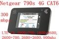 Desbloqueado netger AC790S cat6 300 mbps 4g wifi router Inalámbrico dongle Aircard 790 S 4G LTE mobile Hotspot pk e5786 762 s 782 s 763 s