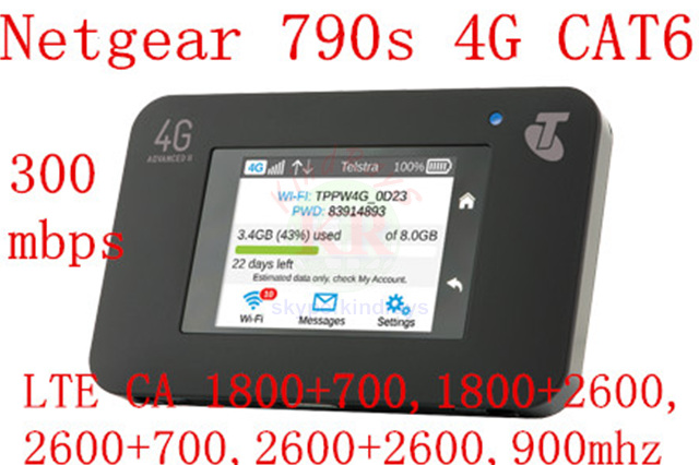 unlocked netger ACS cat mbps g wifi router dongle Wireless Aircard S