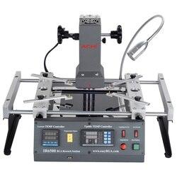 Máquina de soldadura de MACHI IR6500 BGA máquina de reparación de estación de trabajo BGA