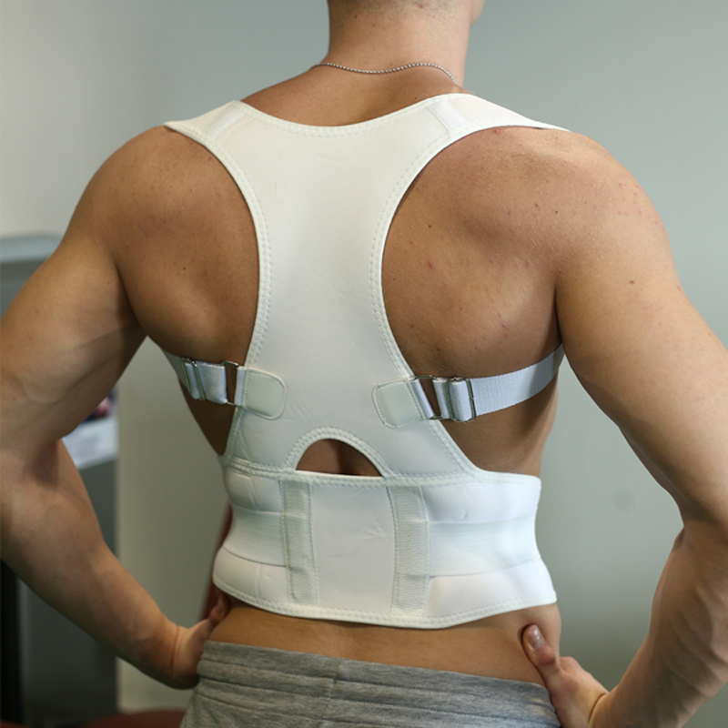 Therapy Posture Corrector Brace Shoulder Back Support Belt for Men Women Braces & Supports Belt Shoulder Posture Corrector